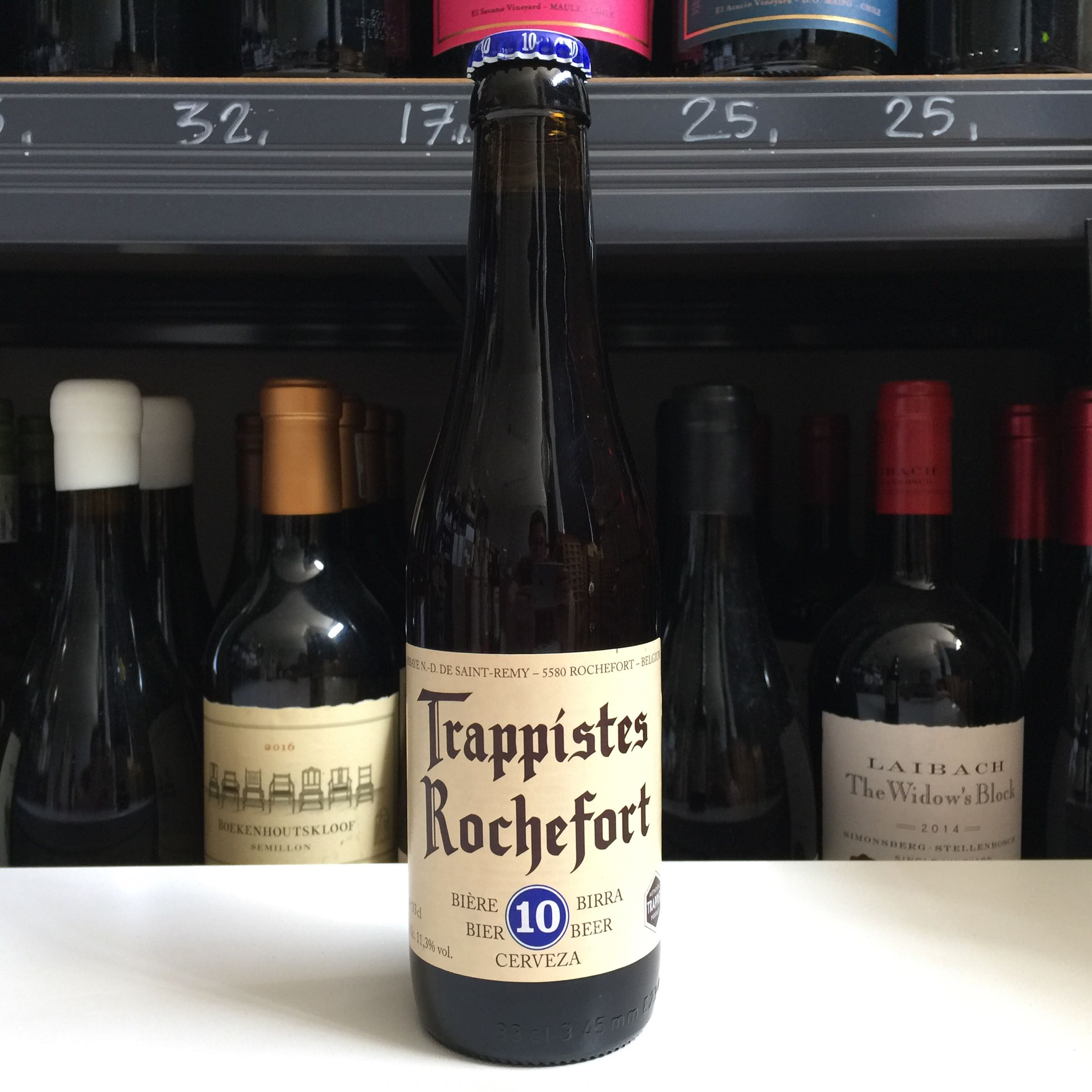 Rochefort 10 Belgium Beer 33cl 11.3% ABV