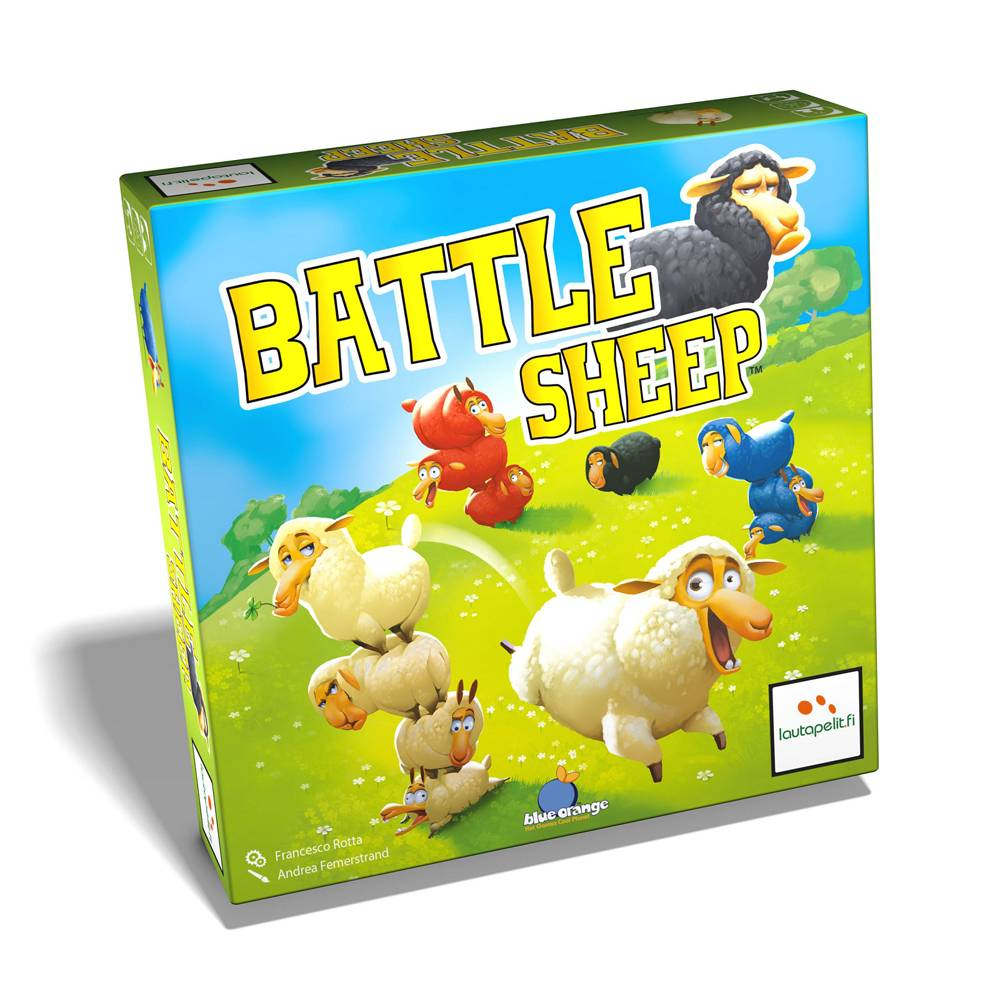 Battle Sheep SV
