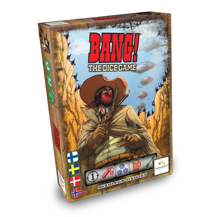 Bang! The Dice Game SV