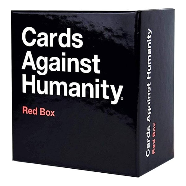 Cards against Humanity Red Box Exp.
