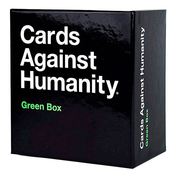 Cards Against Humanity Green Box Exp.