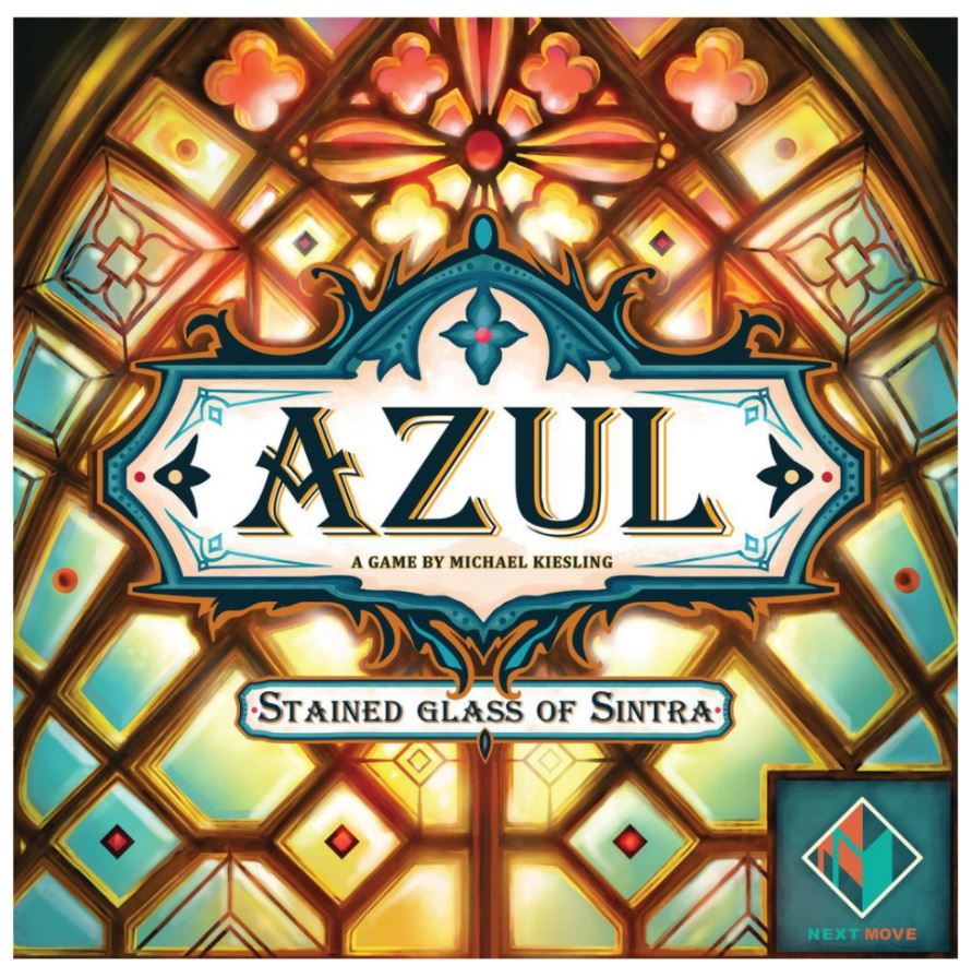 Azul: Stained Glass of Sintra SV