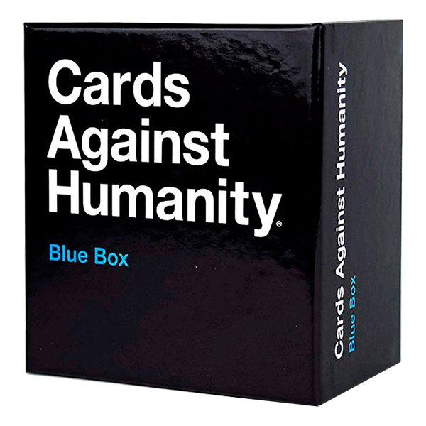 Cards Against Humanity Blue Box Exp.