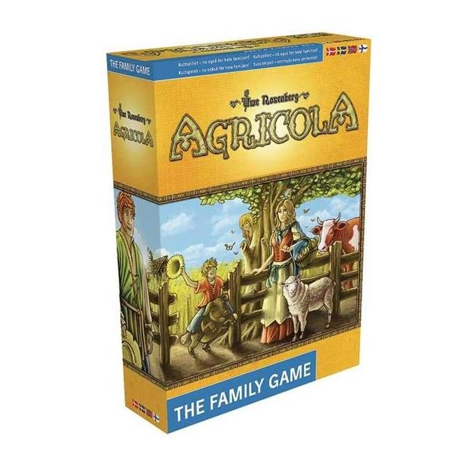 Agricola: The family game SV