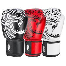 Adult Dragon Thia Leather Boxing Gloves