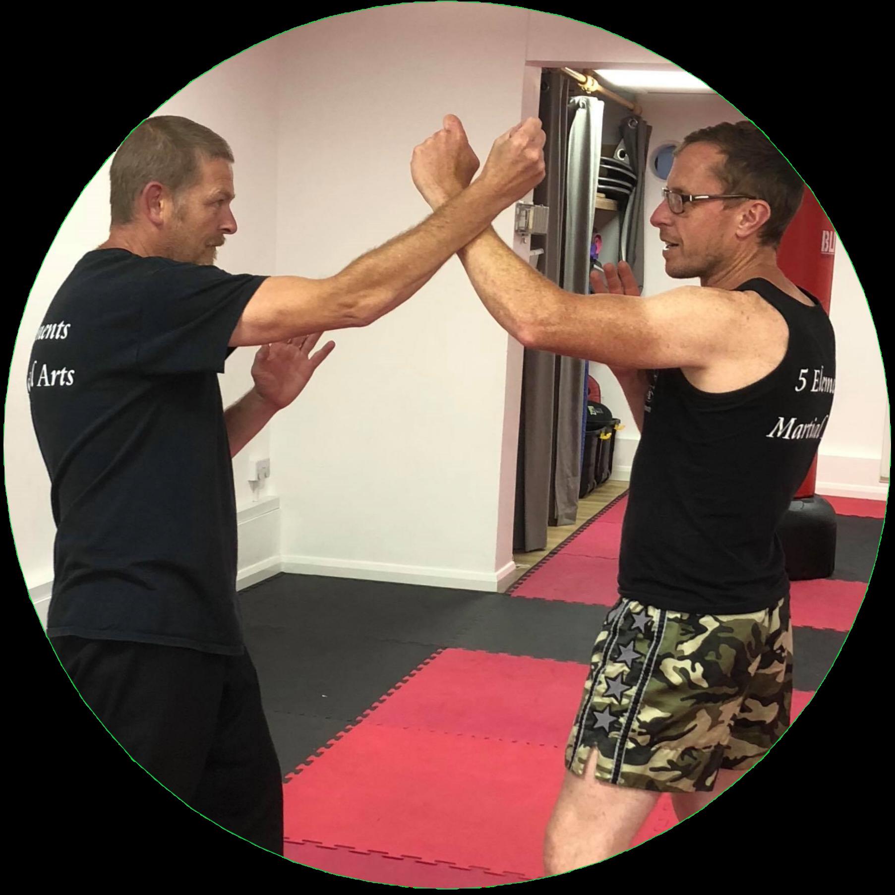 6 Week Kung Fu Course Fee