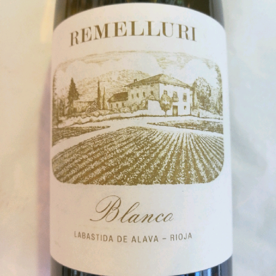 2013 Remelluri Blanco - Rioja
