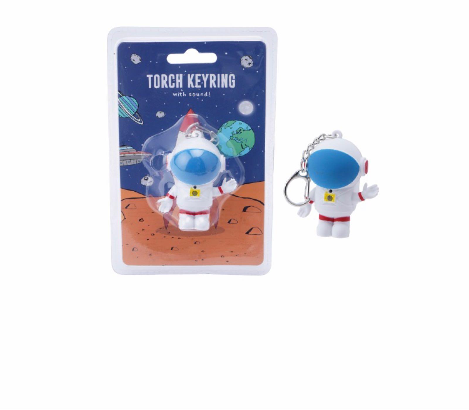 Astronaut Keyring