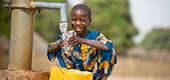 Vandbrønd (1000 bruger per dag i Afrika)