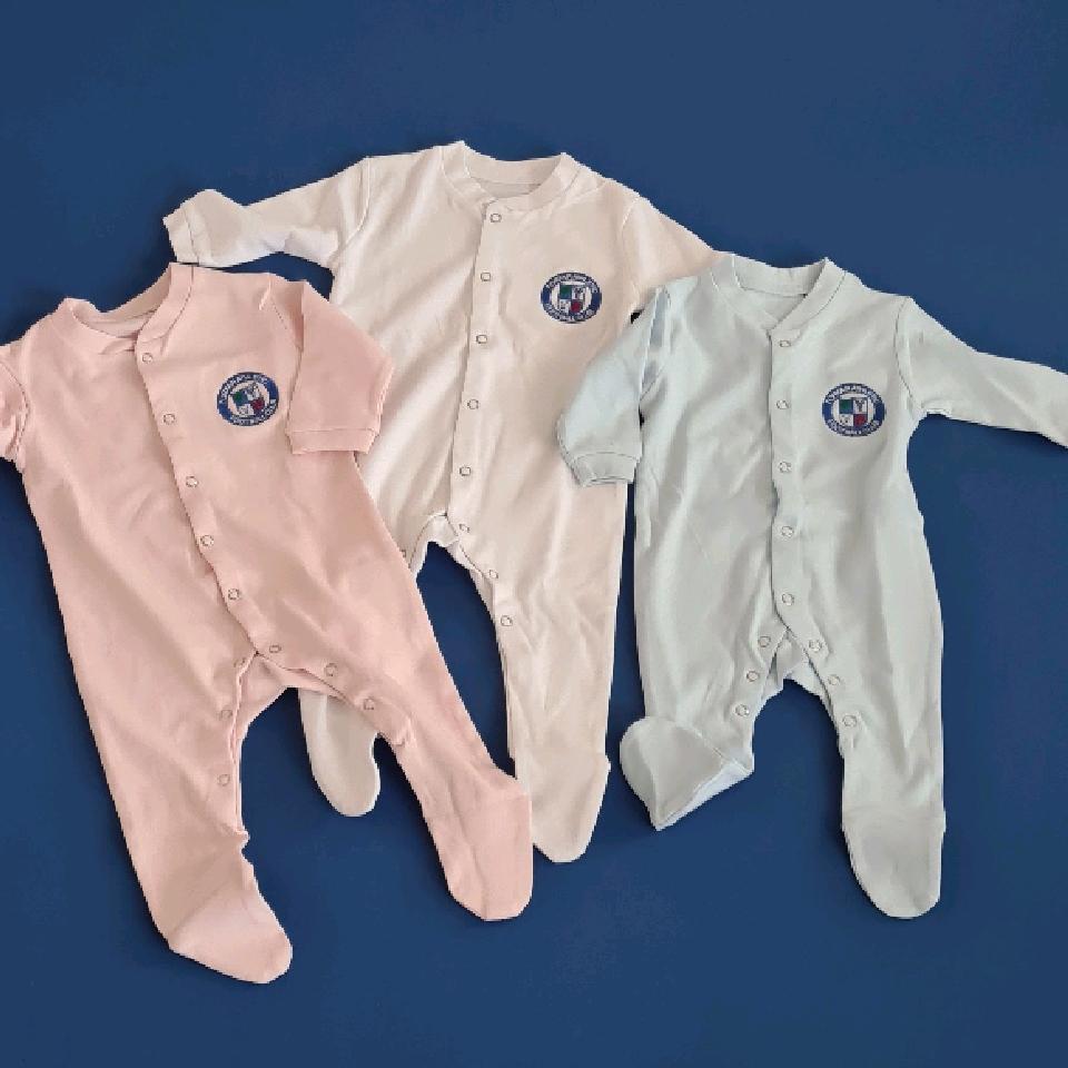 Sleepsuit (long sleeves)