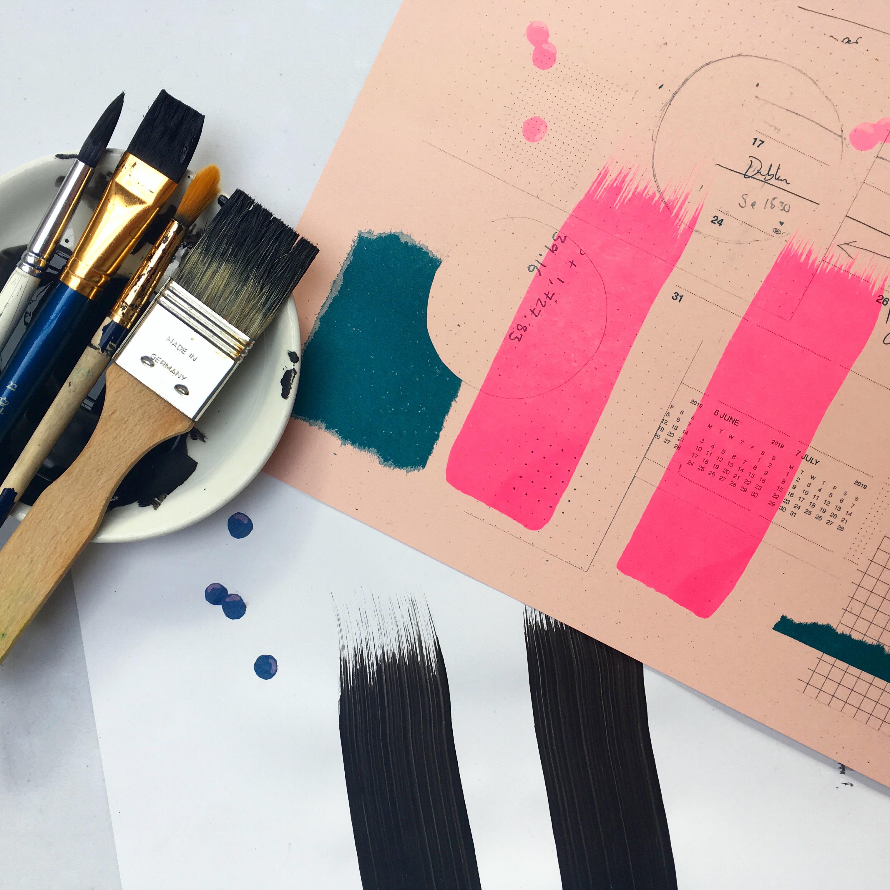 2-colour Riso workshop