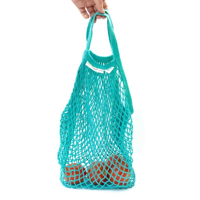 Short-Handled Organic Cotton Bag | Turtle Bags