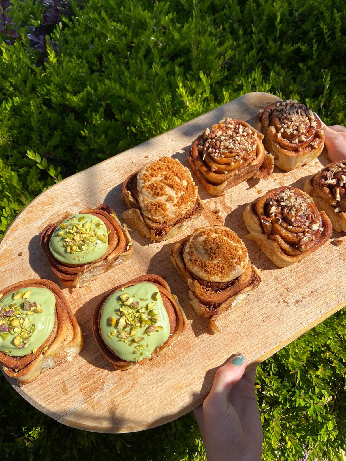 Vegan Swedish Cinnamon Buns | Swedish Baking Studio