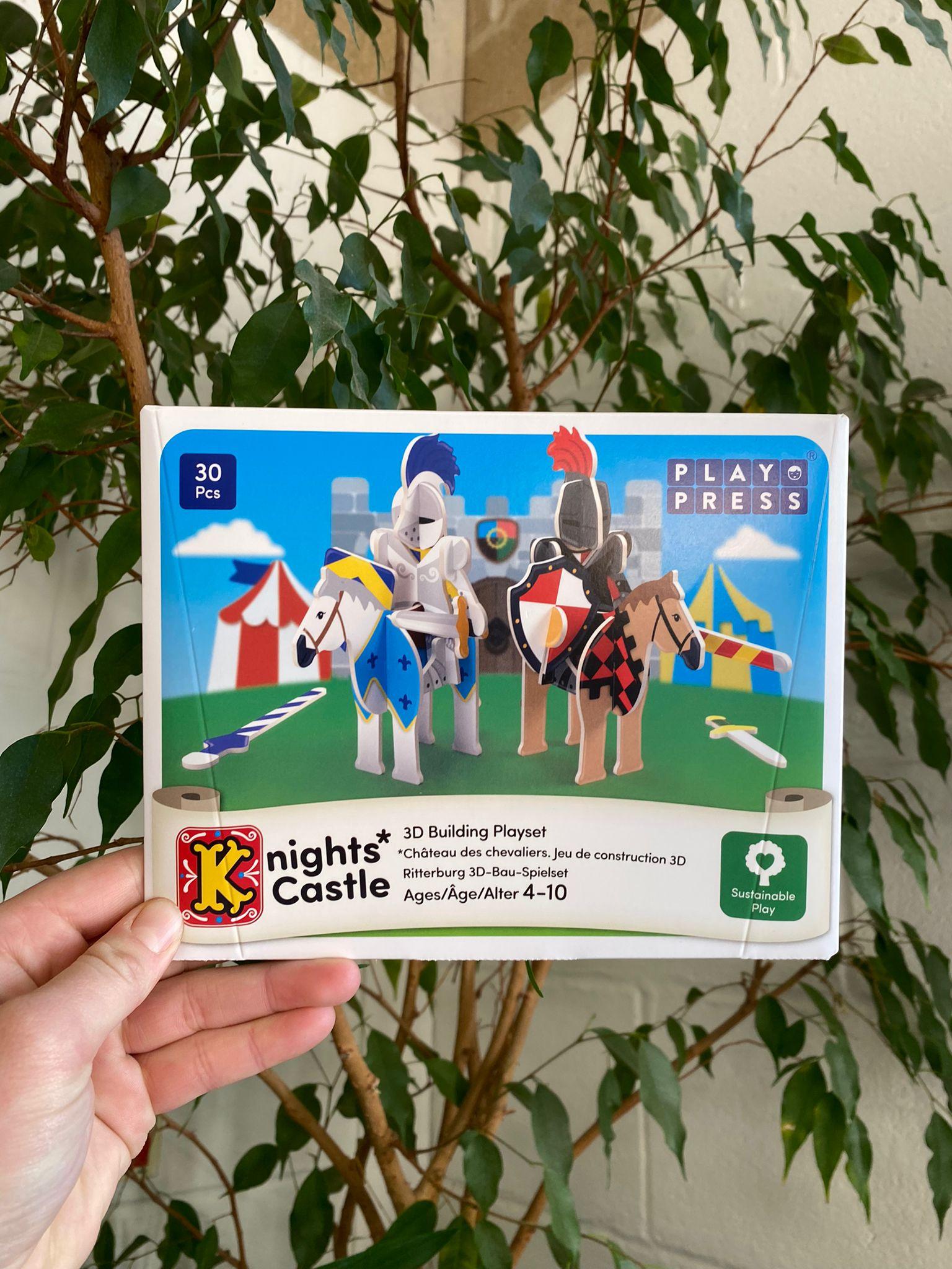 Knights Castle   Playpress