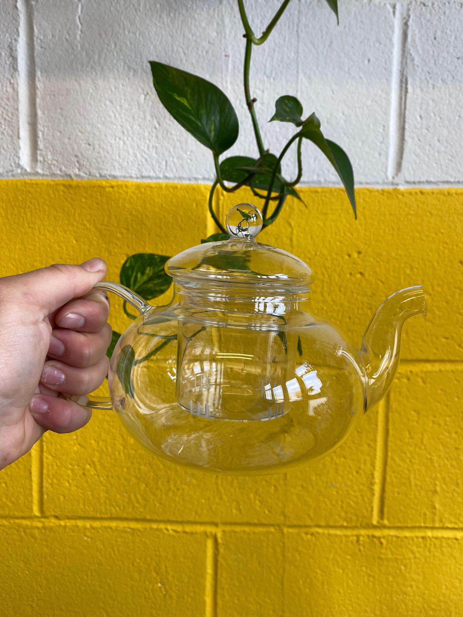 800ml Glass Tea Pot | Charbrew