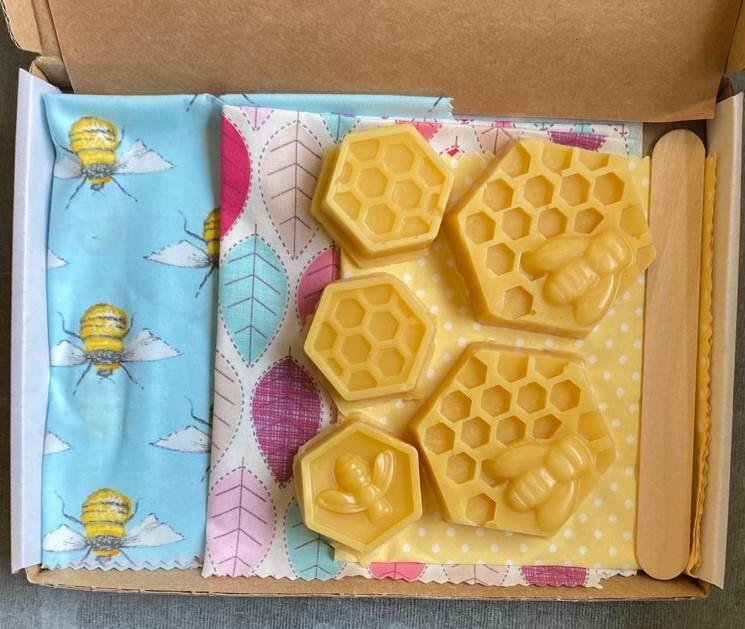 DIY Beeswax Wax Kit | BeeWrapUK