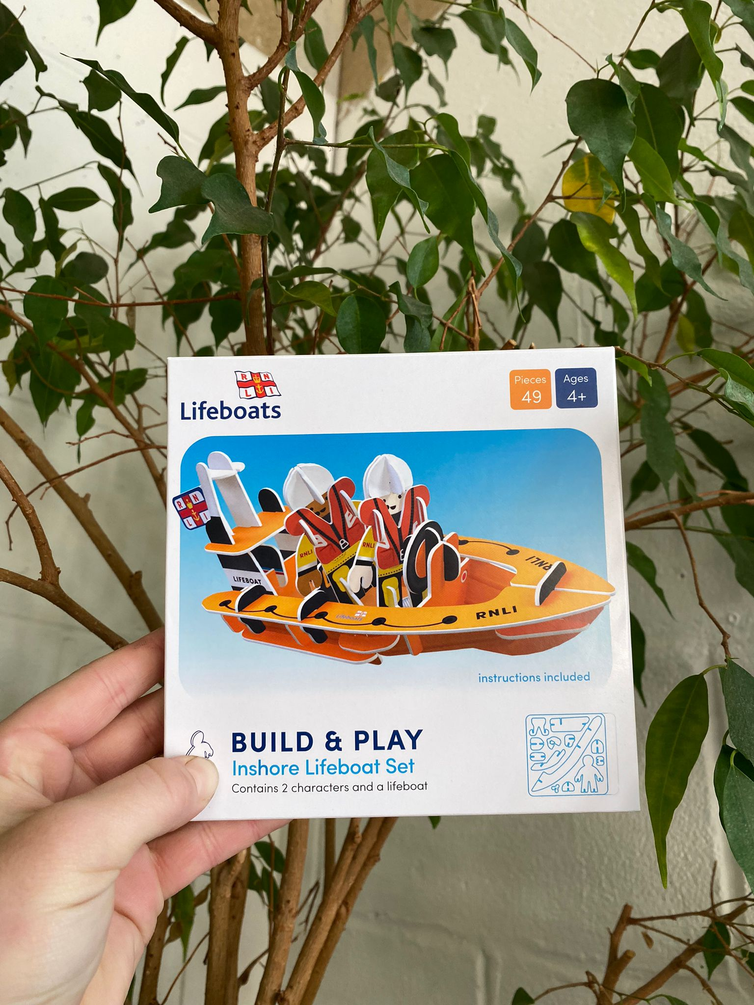 Lifeboats Set   Playpress