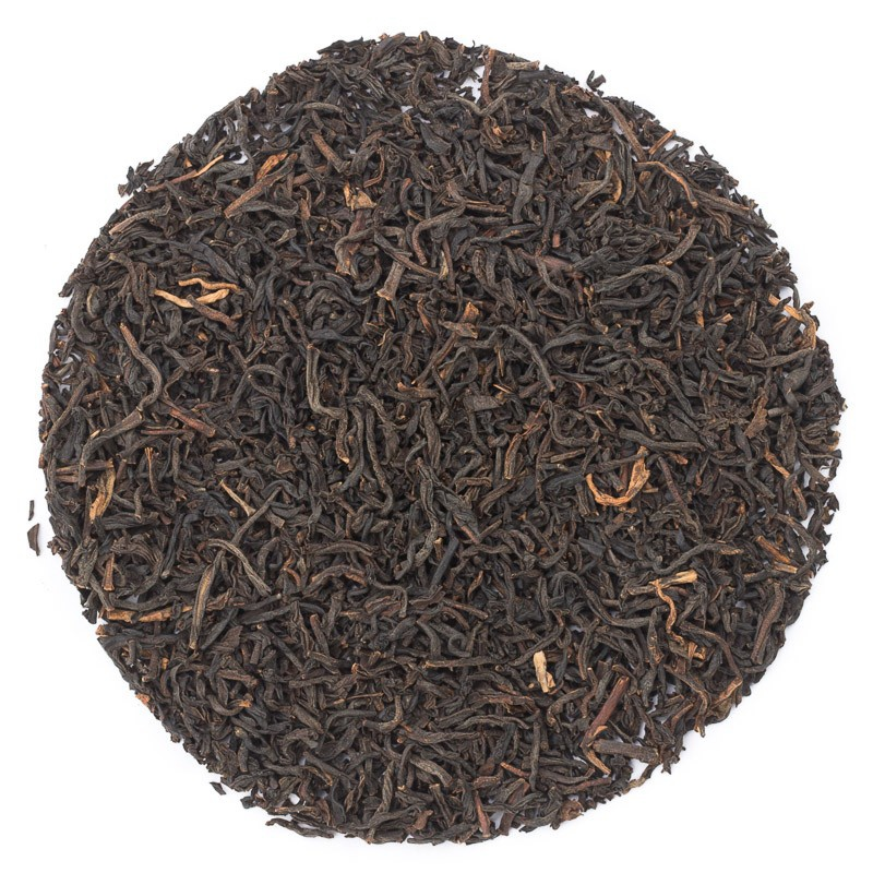 Black Decaffeinated Loose Leaf Tea