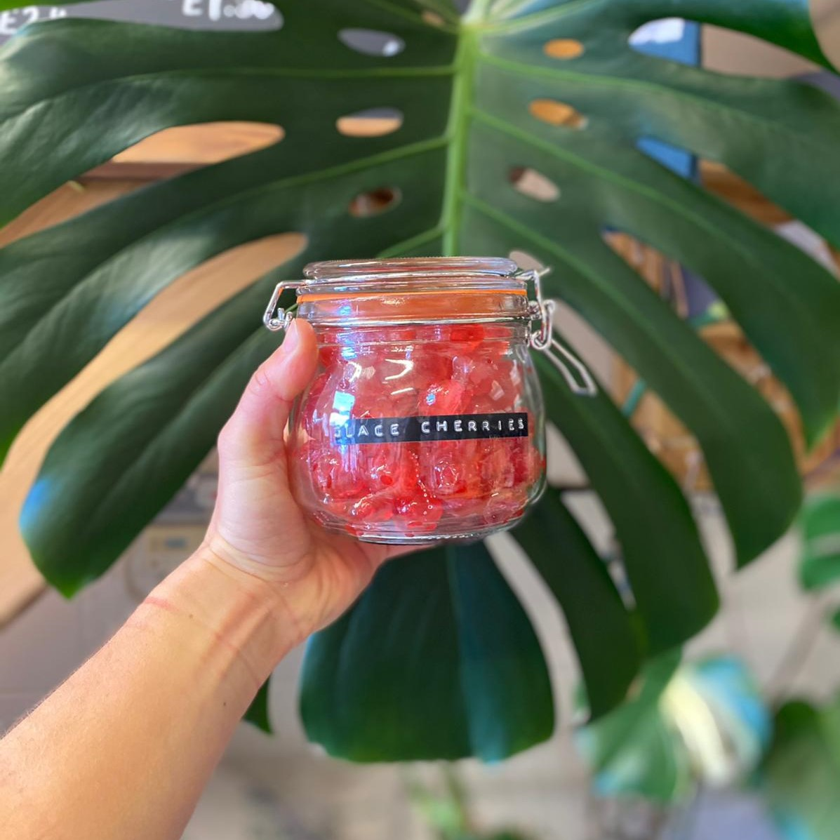 Glacé Cherries: Whole