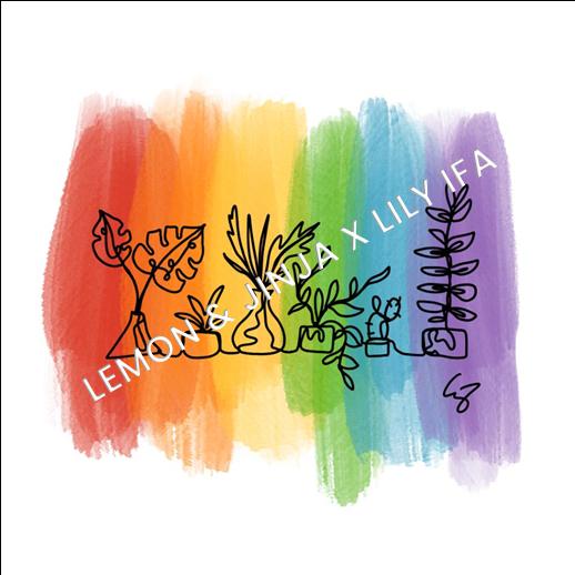 PRIDE | Breakout Youth X Lemon & Jinja T-Shirts