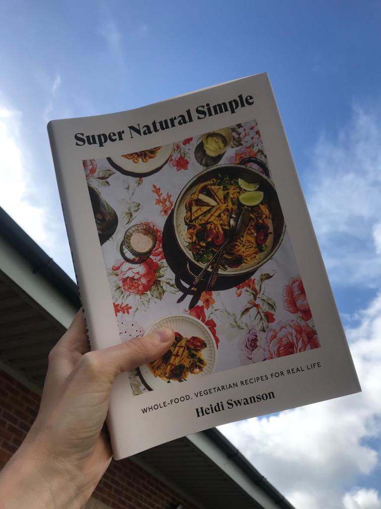 Super Natural Simple | Heidi Swanson