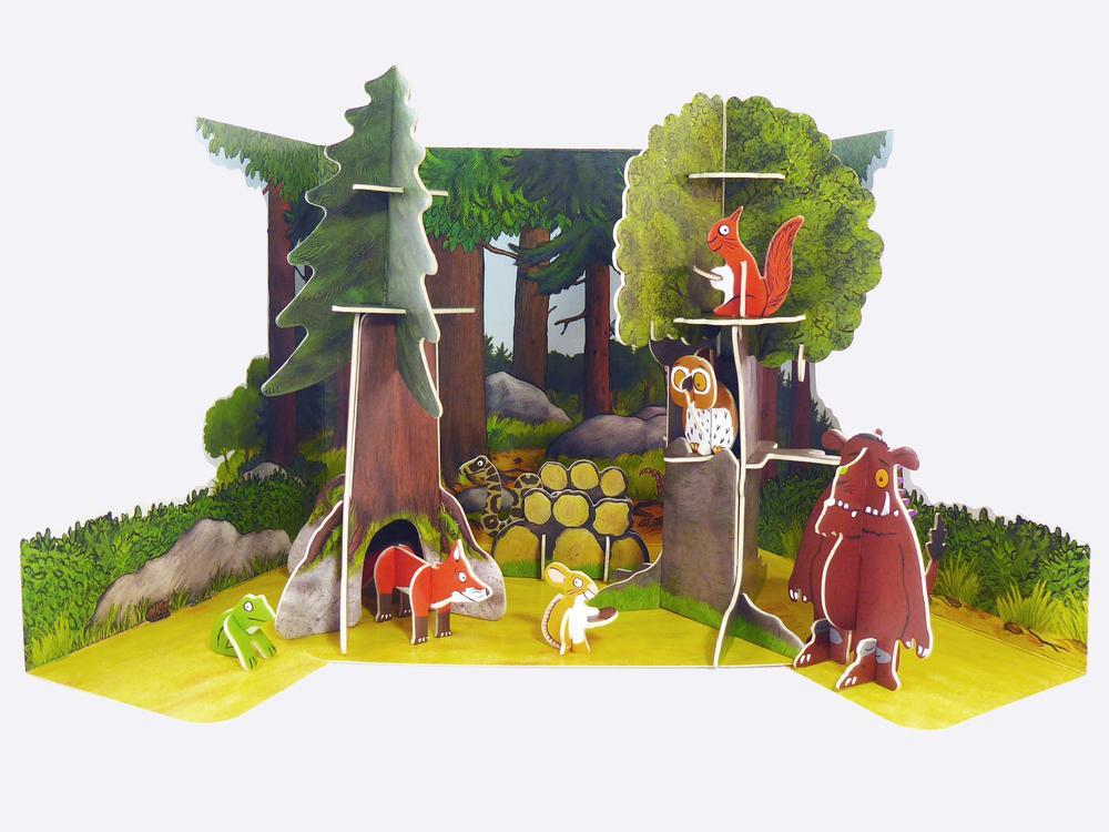 The Gruffalo Set   Playpress