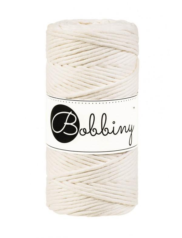 Macrame Cotton Cord 3mm x 100m | Bobbiny