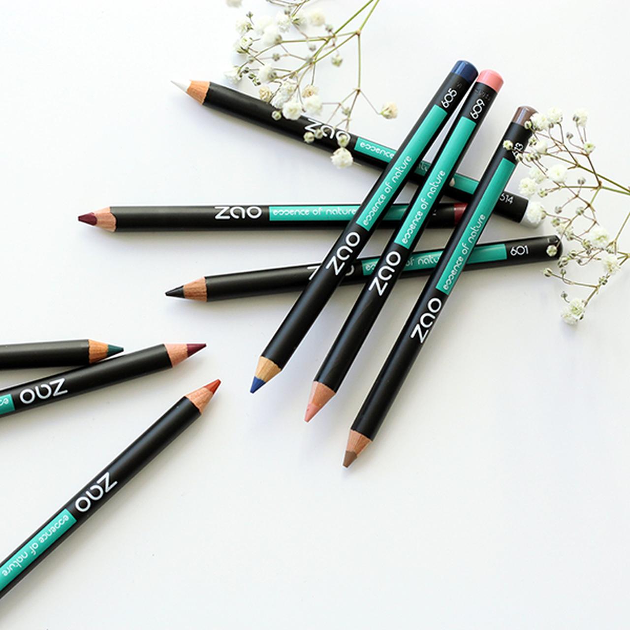Eyeliner Pencil   Zao Essence of Nature