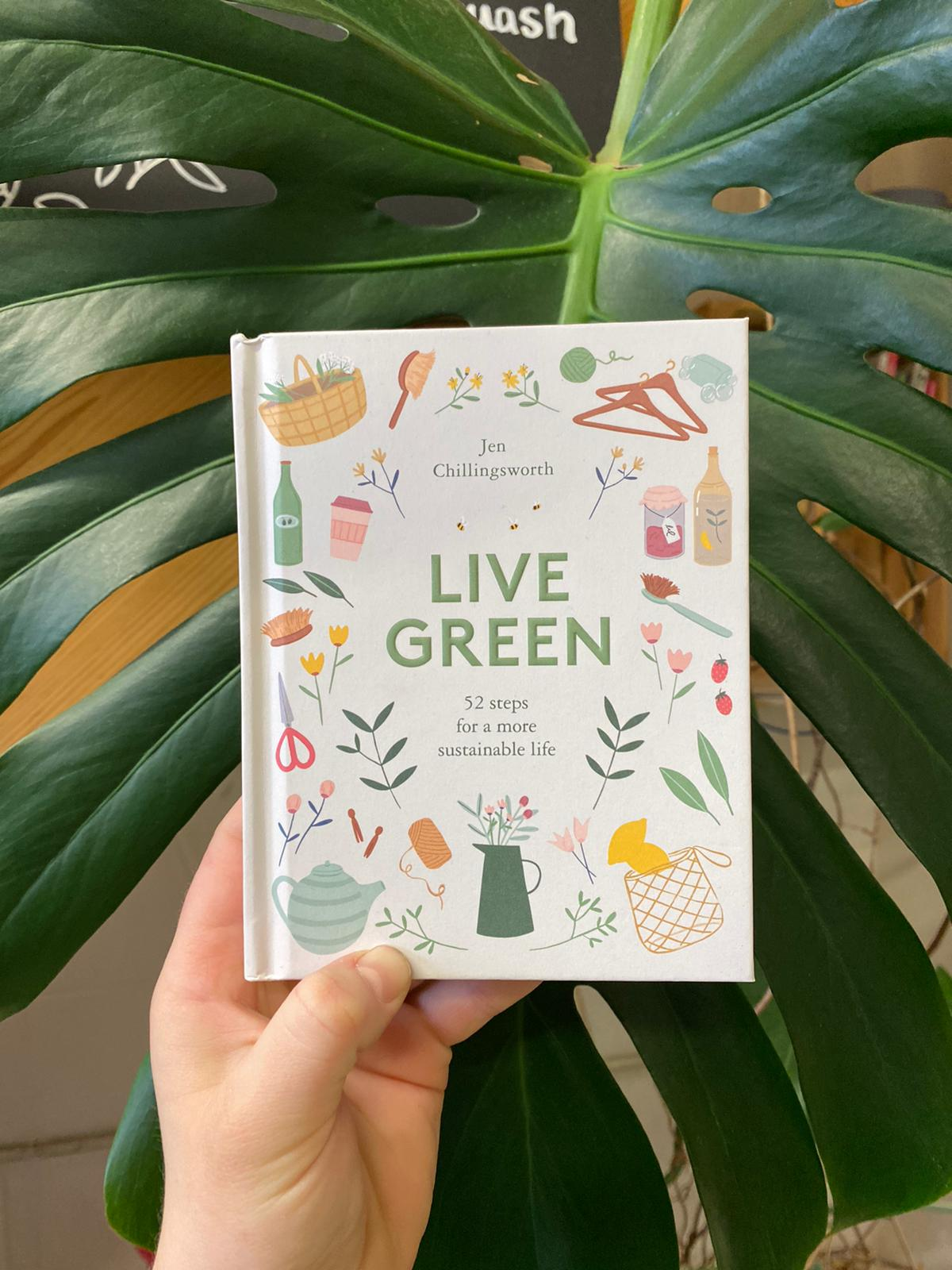Live Green | Jen Chillingsworth