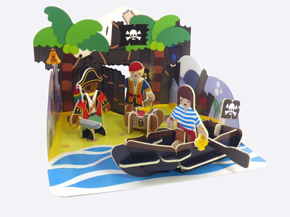 Pirate Island Set | Playpress