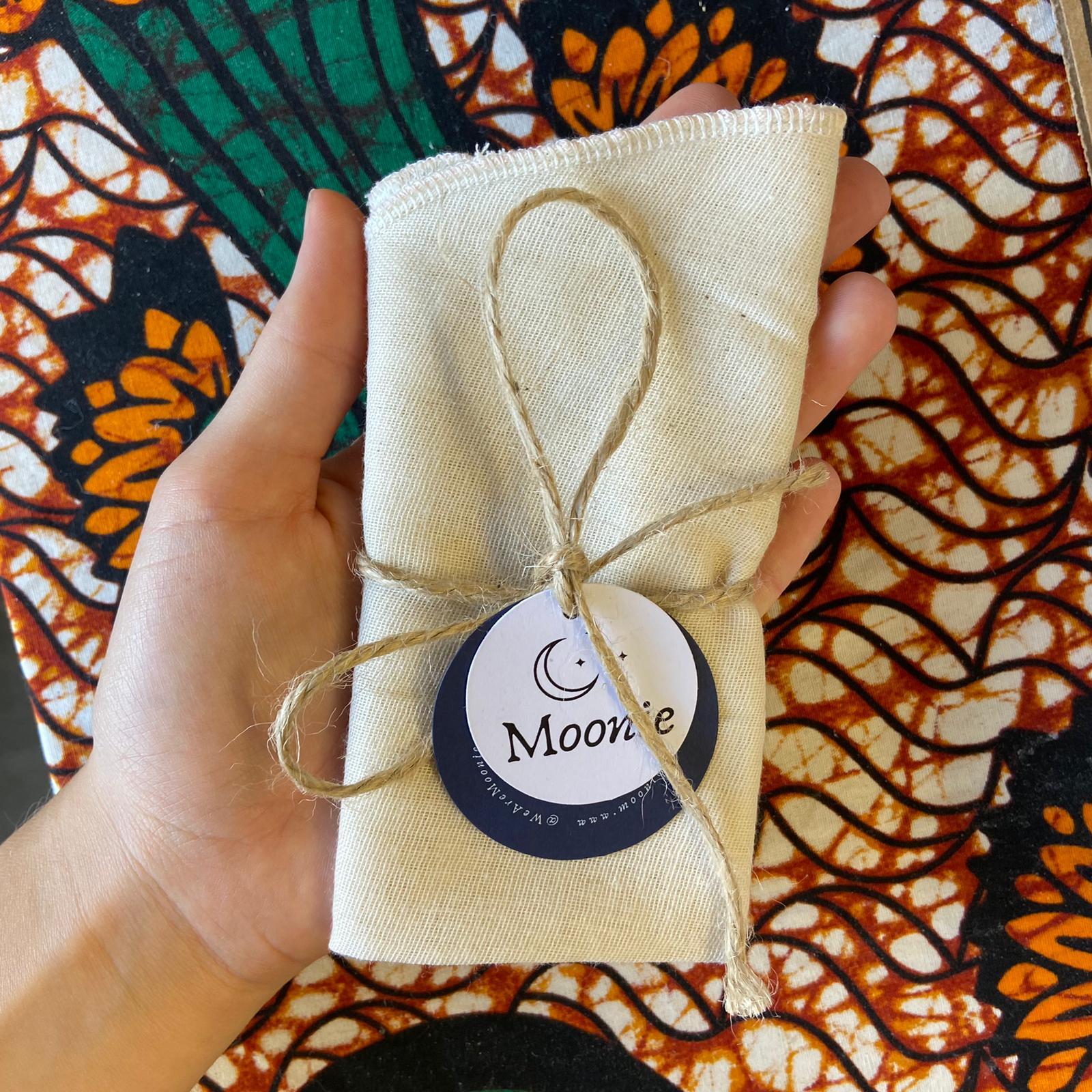 Baby Muslin Cloth - Small | Moonie