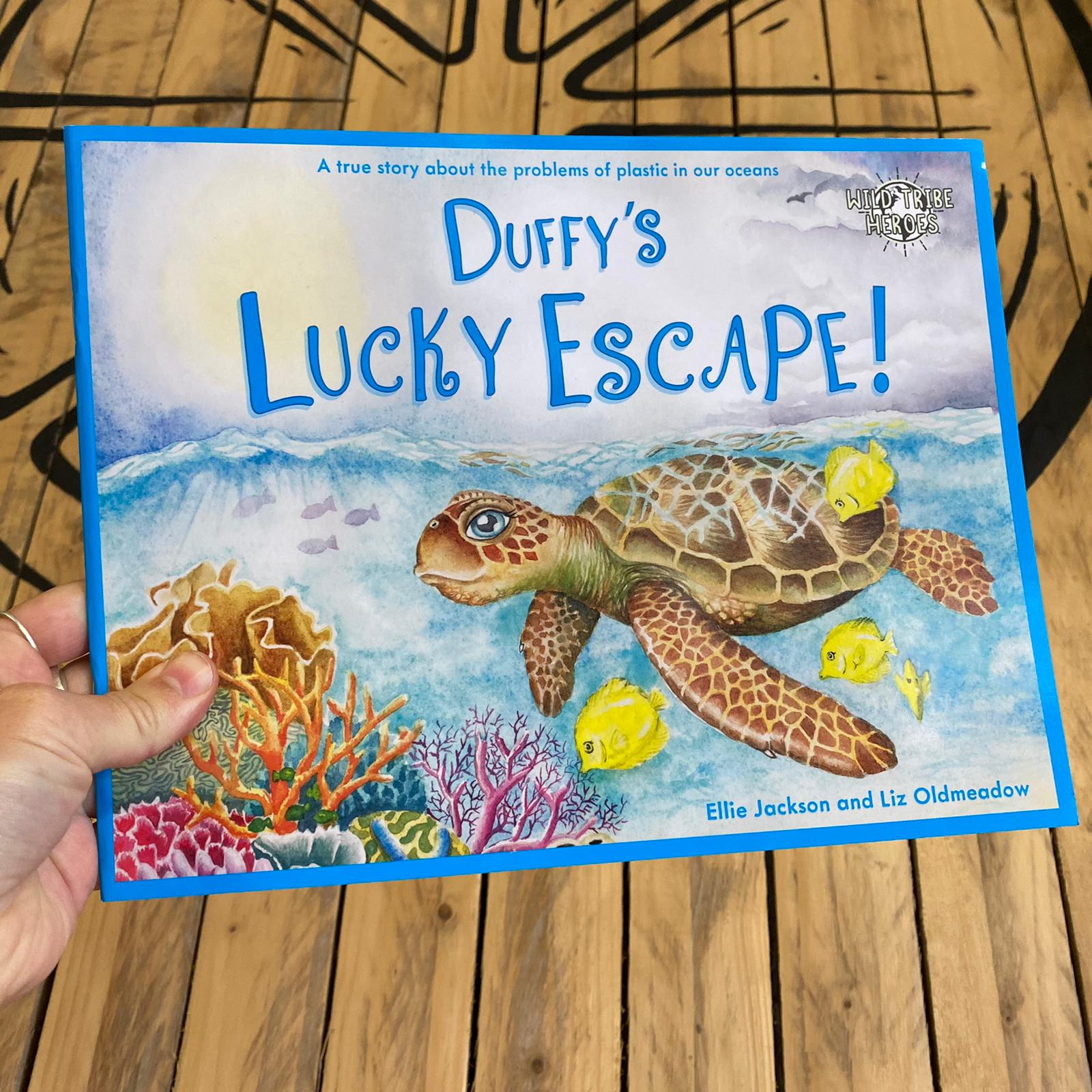 Duffy's Lucky Escape | Wild Tribe