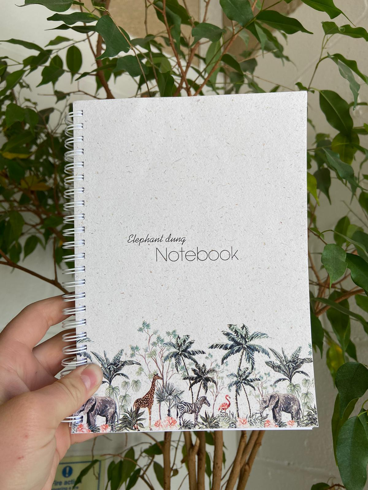 Safari Plantable Notebook