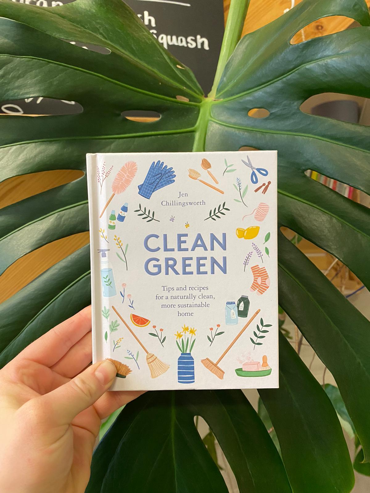 Clean Green | Jen Chillingsworth