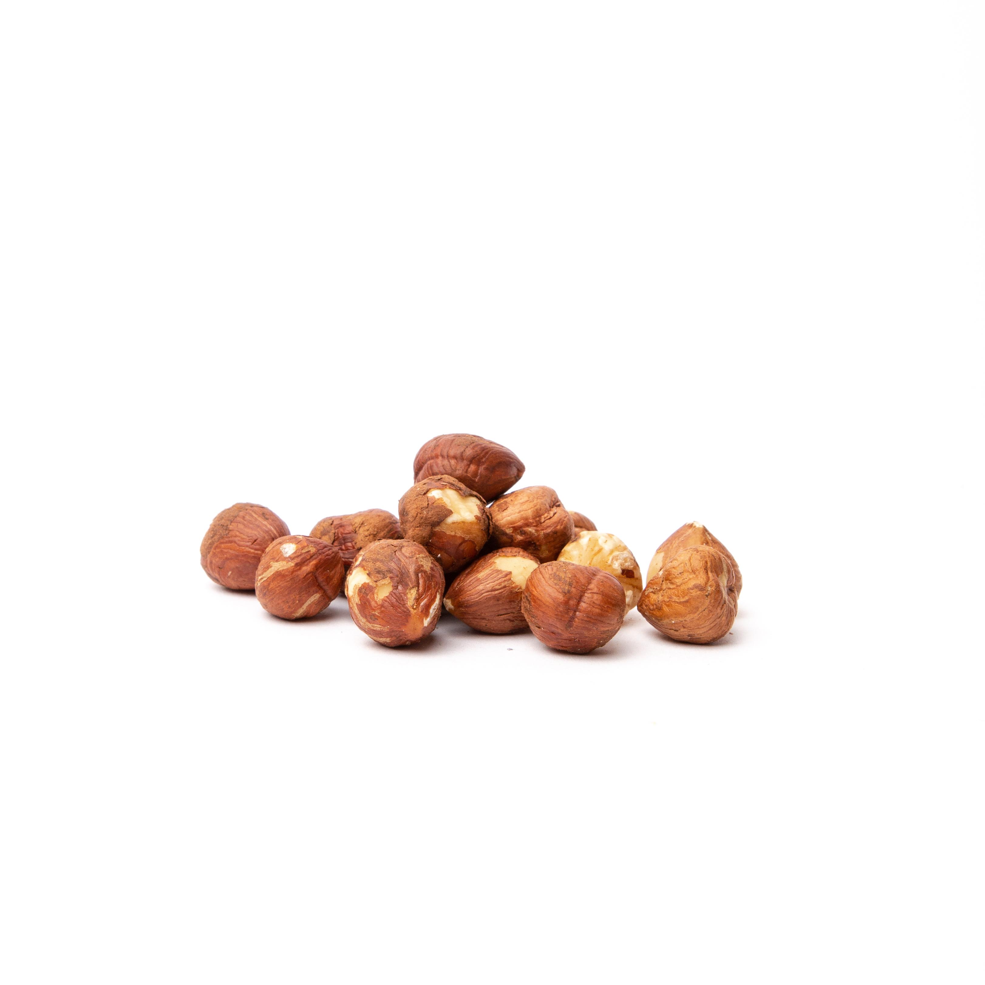 Hazelnuts: Unroasted