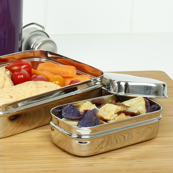 Stainless Steel Lunch Box | Rampur