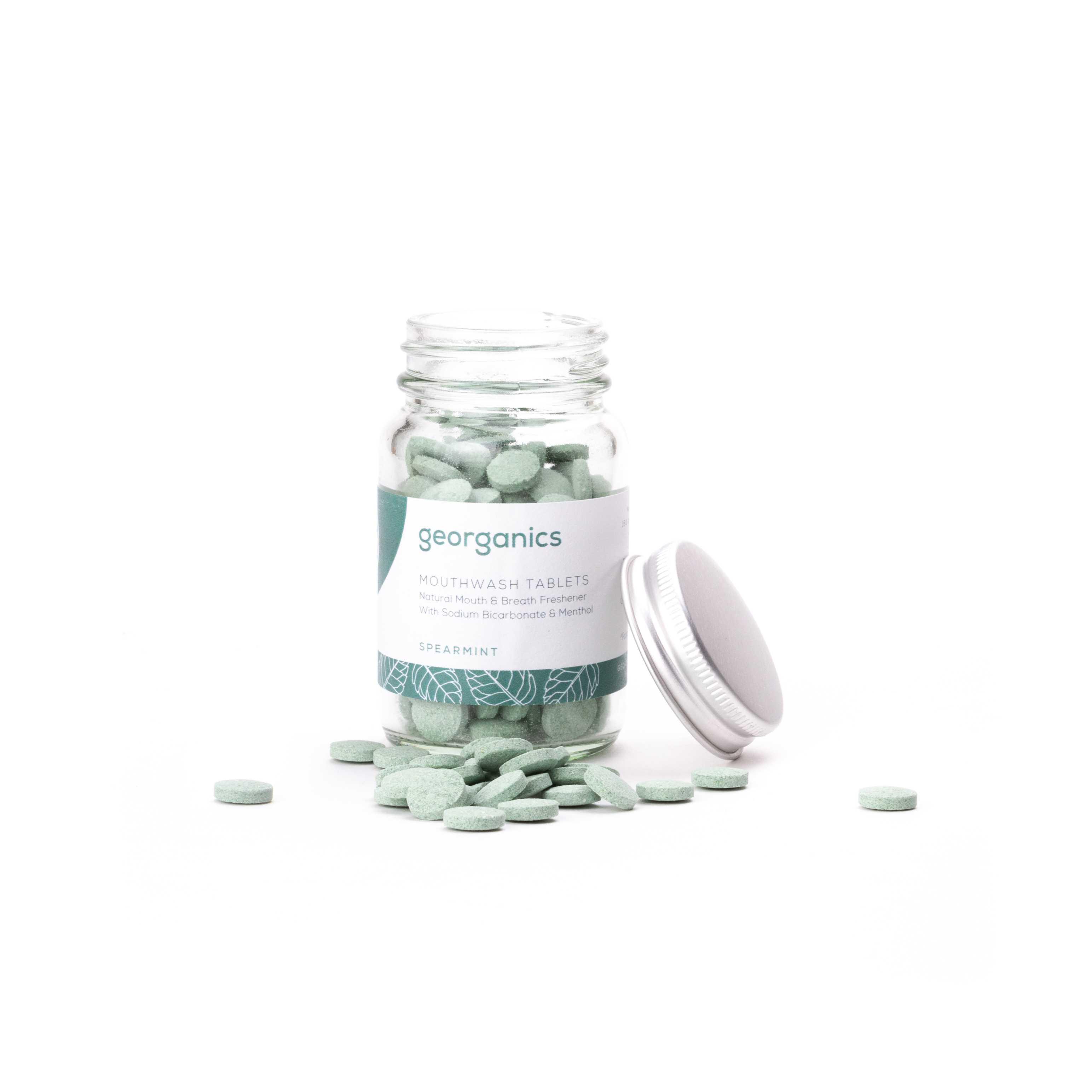 Mouthwash Tablets | Georganics