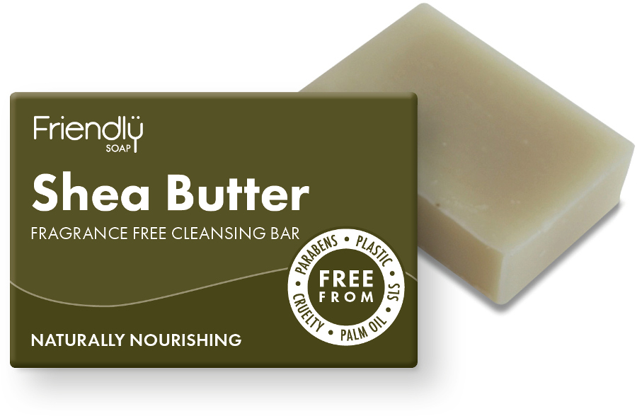 Shea Butter Facial Soap| Friendly Soap