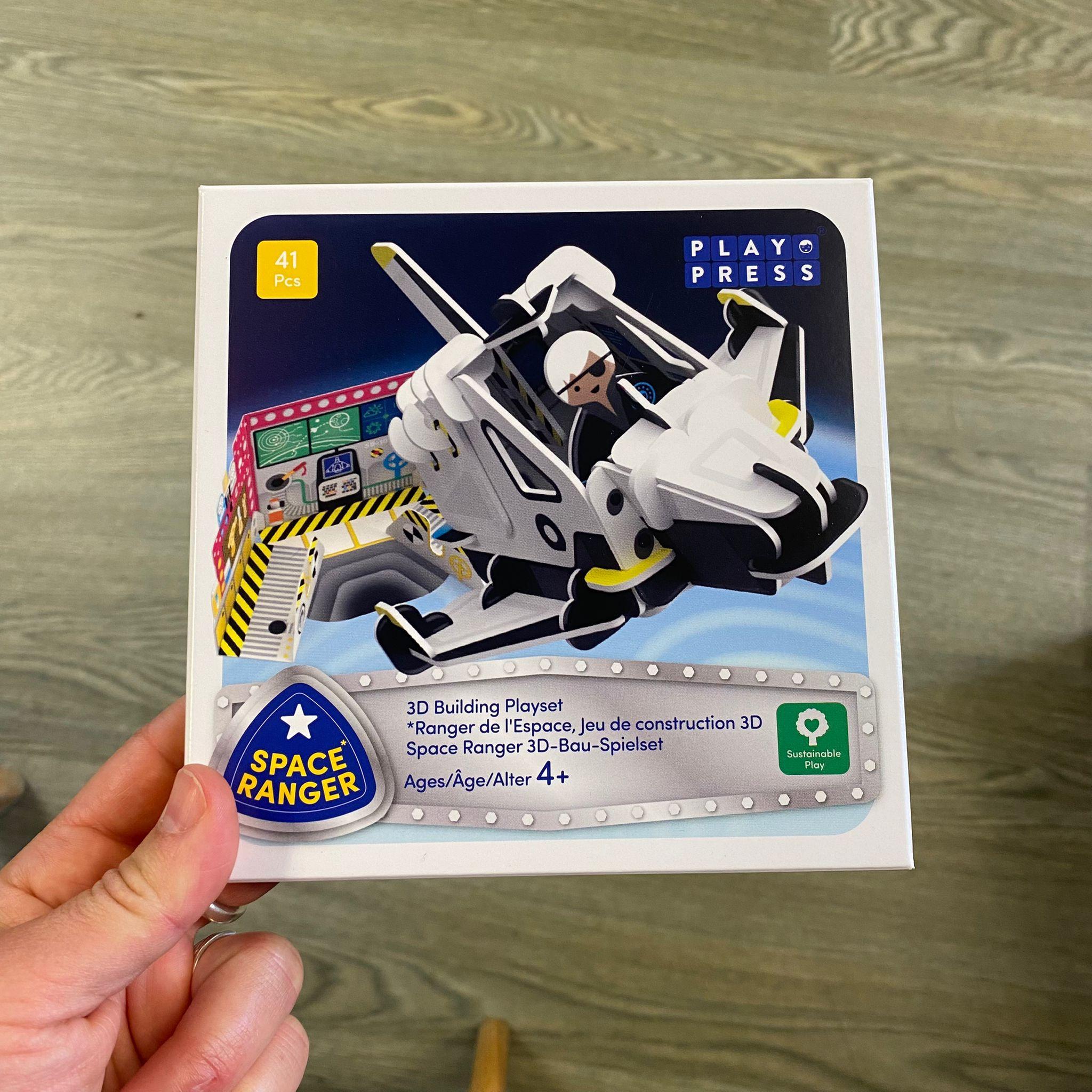 Space Ranger Set   Playpress