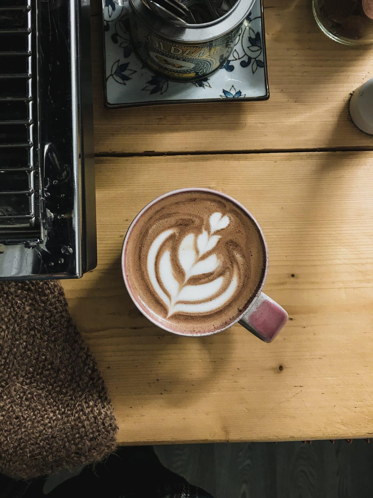 VEGAN Hot Chocolate Powder | Lemon & Jinja