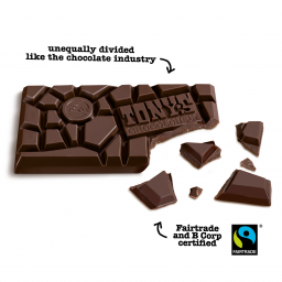 Extra Dark Chocolate 70% | Tony's Chocolonely