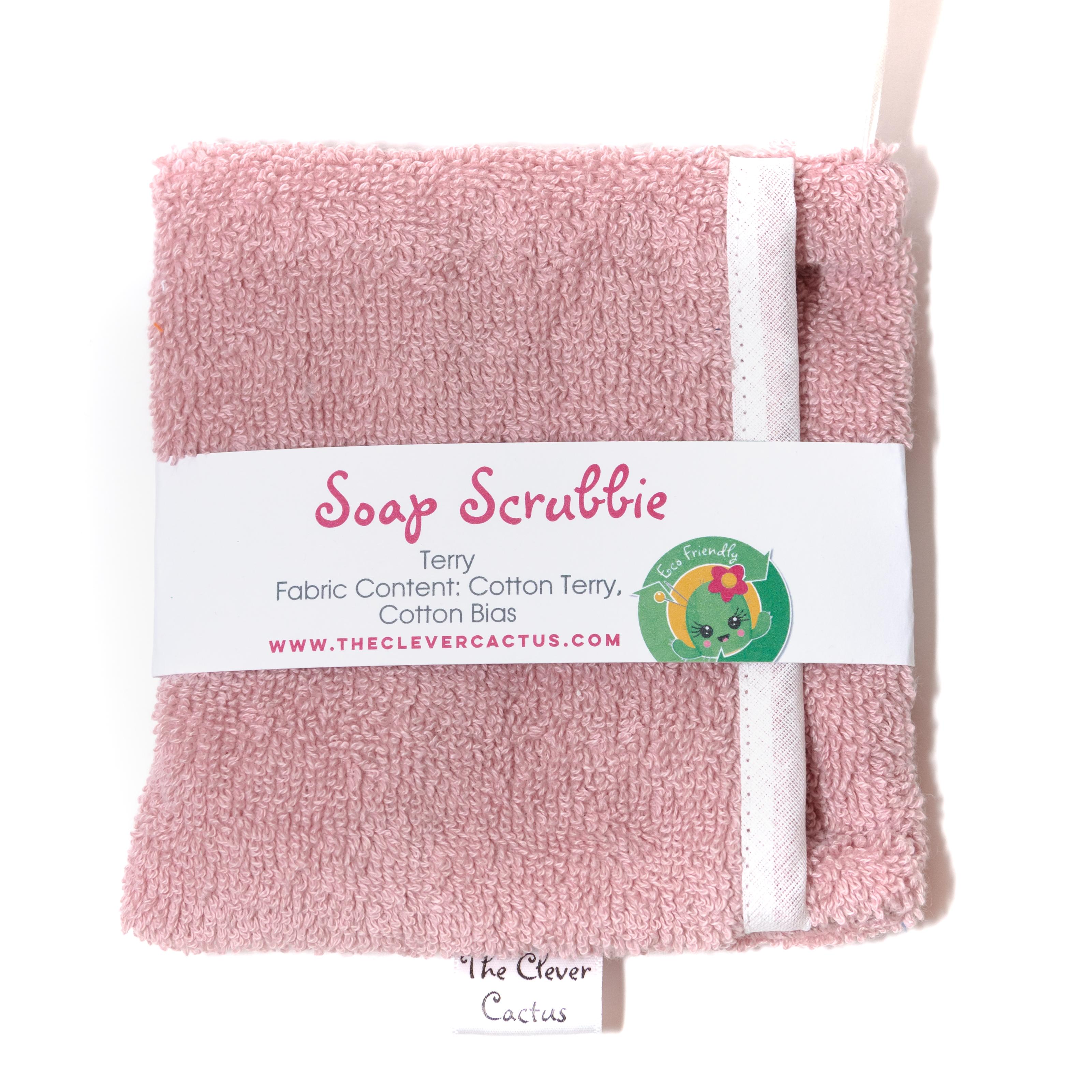 Soap Scrubbie | The Clever Cactus