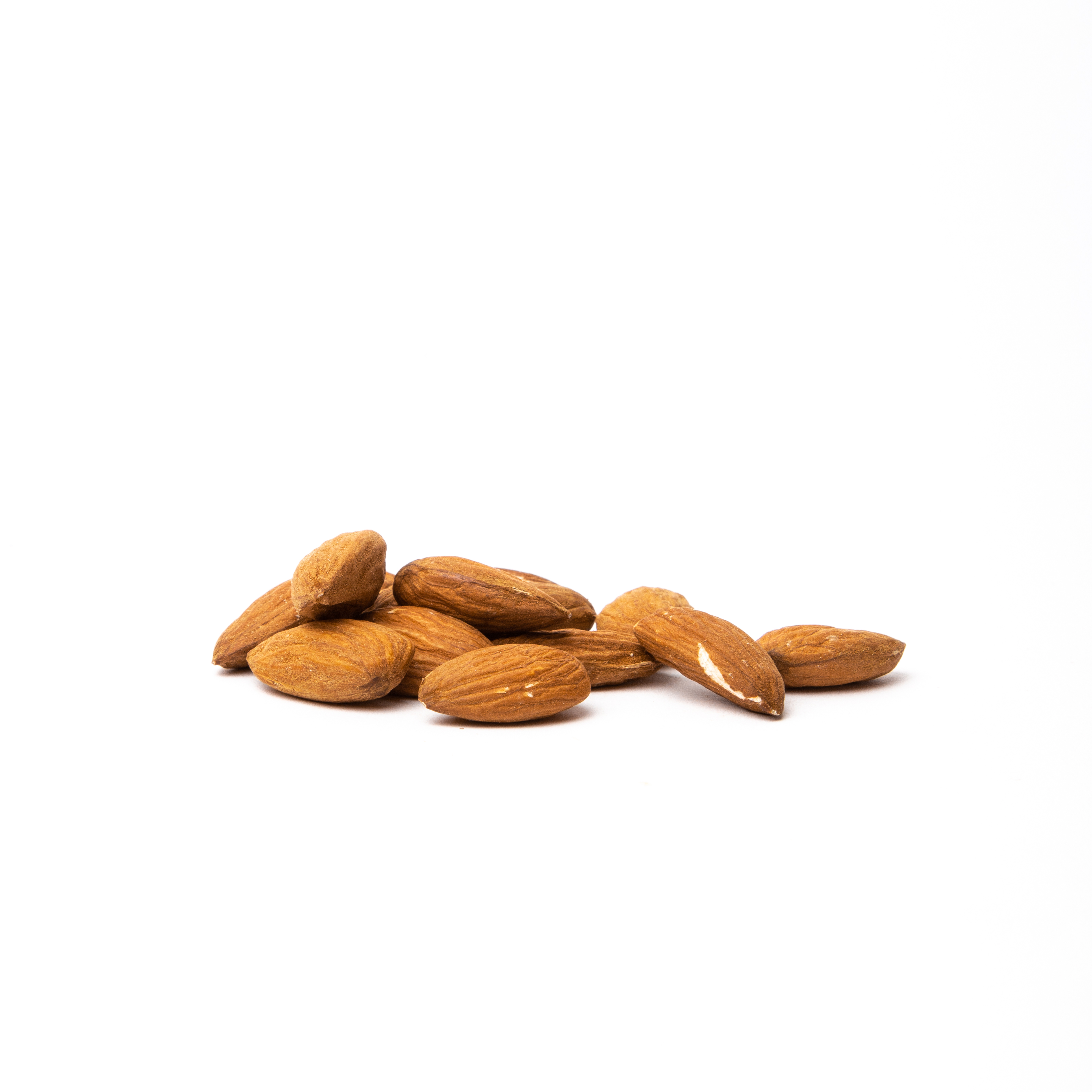 Almonds: Whole Unroasted