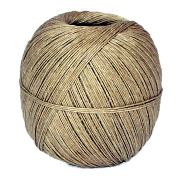 Natural Flax Twine | Swiss Made