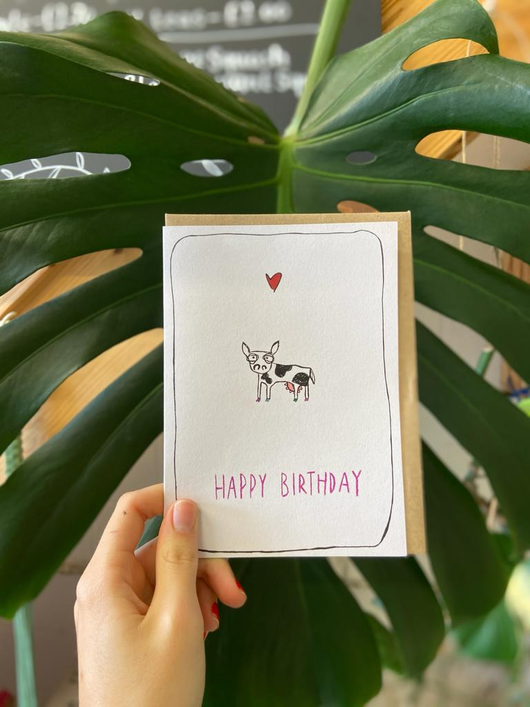 Greetings Cards | Silly Moo