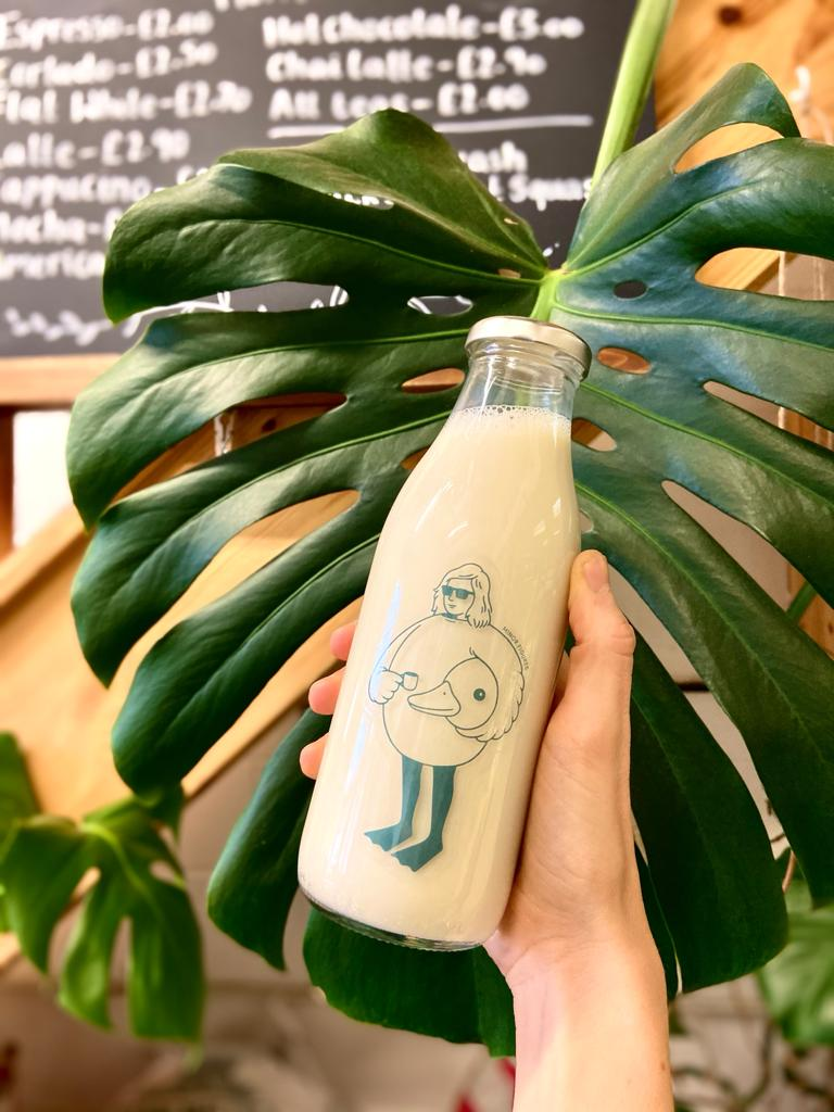 Refillable Minor Figures Oat Milk ** ONLY available online with our bottle scheme