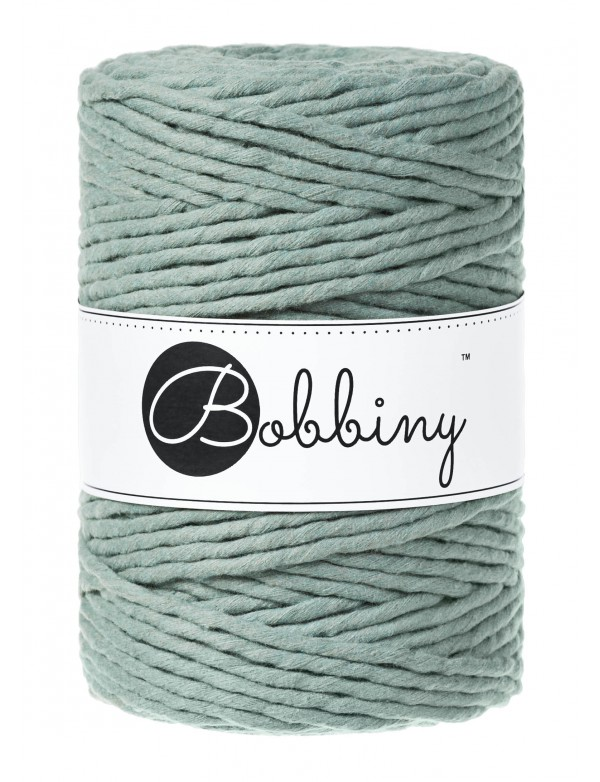 Macrame Cotton Cord 5mm x 100m | Bobbiny