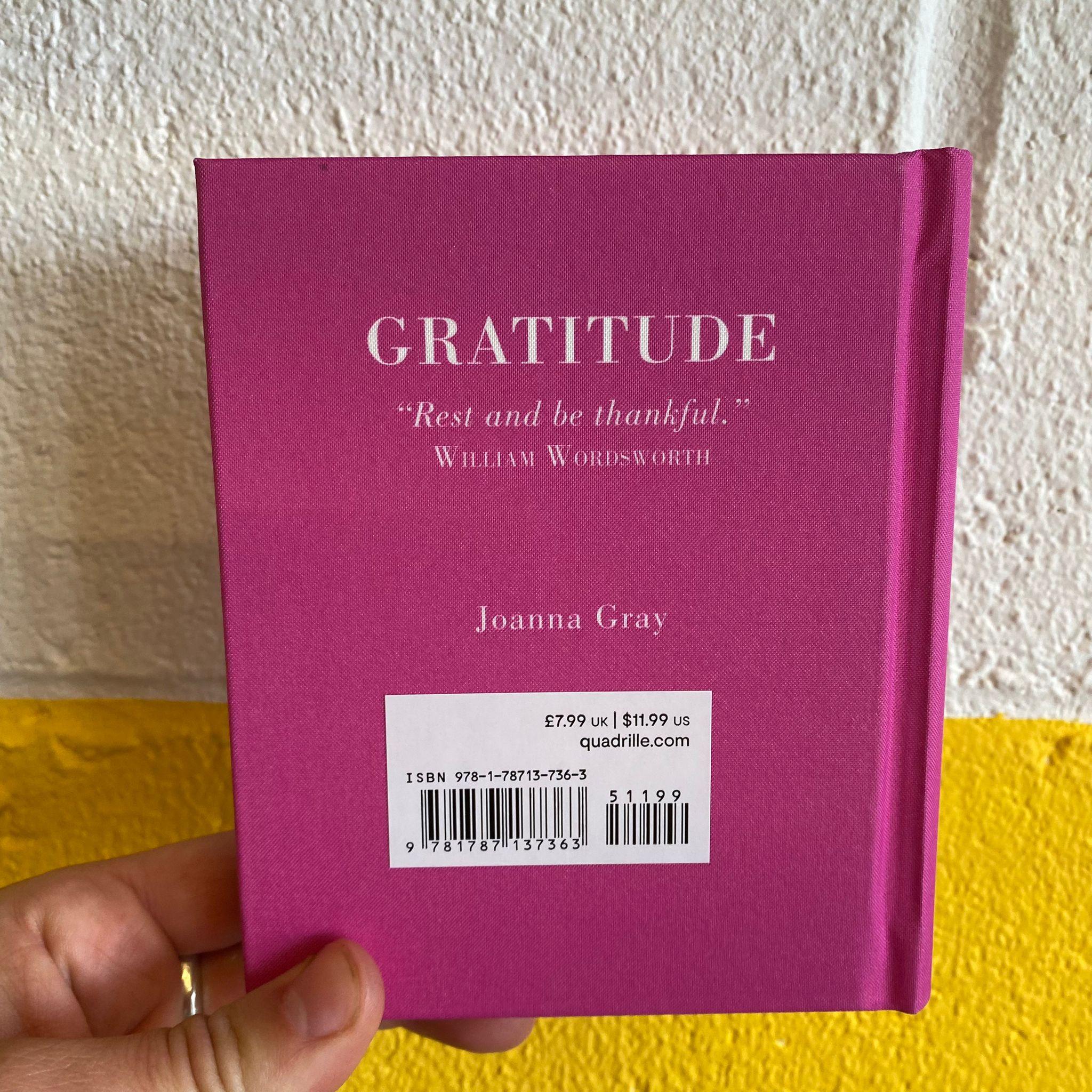 Little Book of Gratitude | Joanna Gray