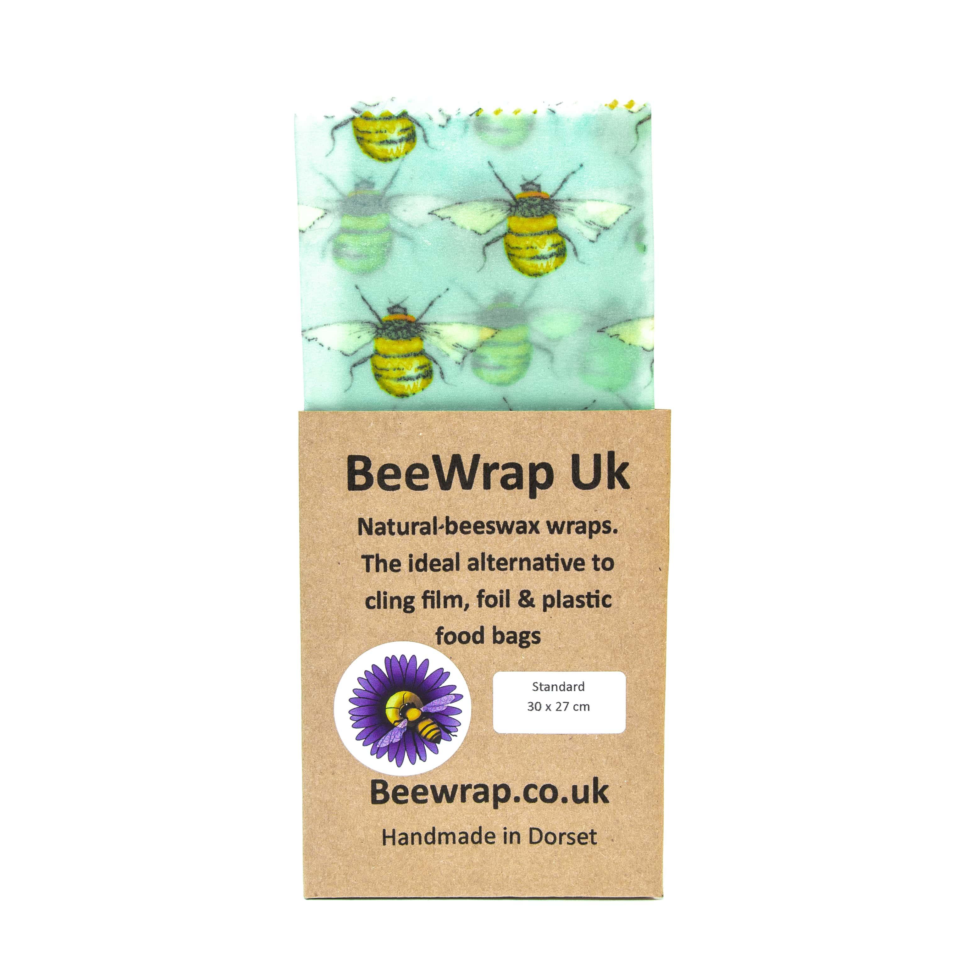 Beeswax Wraps | BeeWrapUK