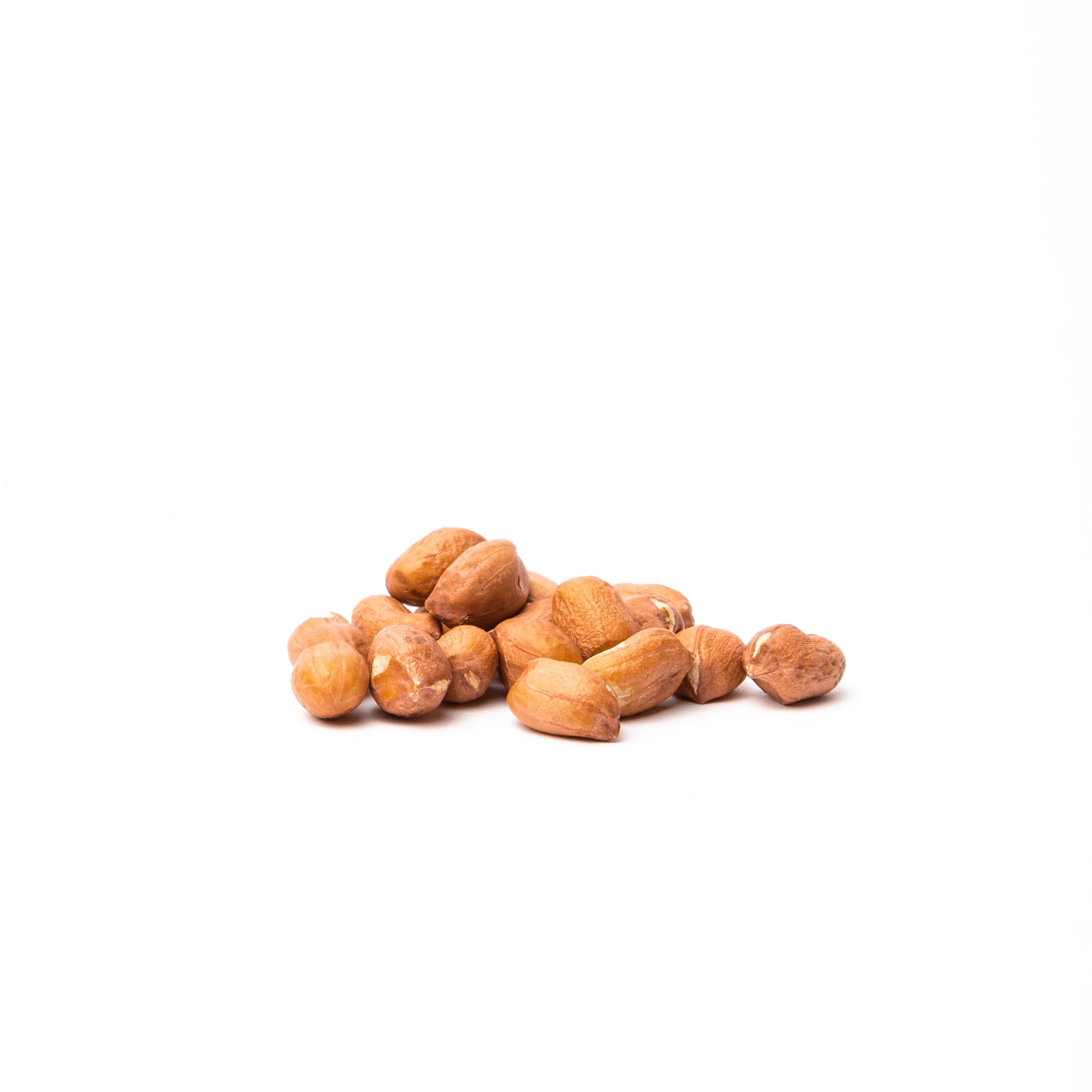 Peanuts: Whole Unroasted